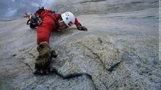 Alex Lowe was a world-class climber.