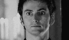 Reaction GIF: okay, David Tennant