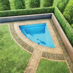 Simple Tiny Swimming Pool Ideas For Stunning Small Backyard Swimming Pool Filters, Swiming Pool, Small Swimming Pools, Small Pools, Swimming Pool Designs, Lap Pools, Small Backyard Patio, Backyard Patio Designs, Gardens