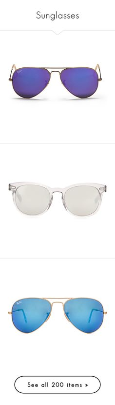 """""""Sunglasses"""" by valforeverblue ❤ liked on Polyvore featuring accessories, eyewear, sunglasses, tiffany co sunglasses, tiffany co glasses, embellished sunglasses, glasses, purple, mirrored aviator sunglasses and metal frame sunglasses"""