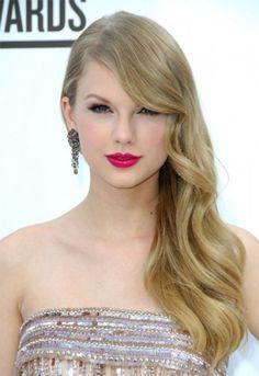 Taylor Swift Hair Billbaord Awards