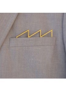 POCKETMEN 'Working class' high tech pocket-square  pochetten very nice indeed....................................