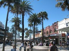 The Corso Manly #Sydney #Australia Contact us today at www.cptravelplanners.com
