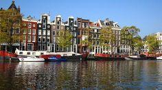 Conocer Ámsterdam, la ciudad de los mil puentes