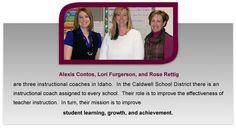 Good article on instructional coaching.