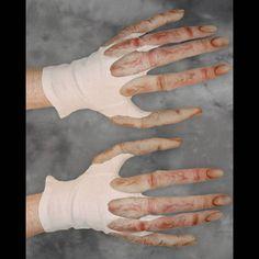 Alien Costume Gloves