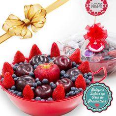 #RubroDesejo Confira nossa linha completa no site: www.lovefruits.com.br