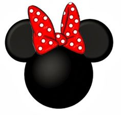 Minnie Heads and Bows, Free Printables. Mimi Y Mickey, Mickey And Friends, Mickey Head, Disney Mickey, Disney Classroom, Red Minnie Mouse, Mickey Mouse Wallpaper, Mickey Christmas, Free Stencils