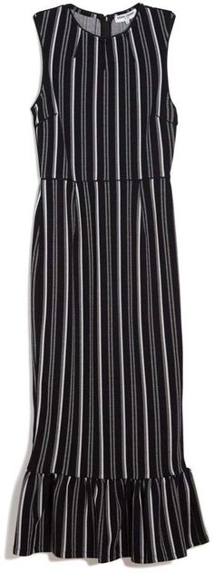 Opening Ceremony Striped Maxi Dress | OTTE saved by #ShoppingIS