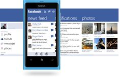 Facebook Windows Phone App