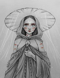 """Painted Lady """"No i will never turn my back on people who need me"""" - Katara"""