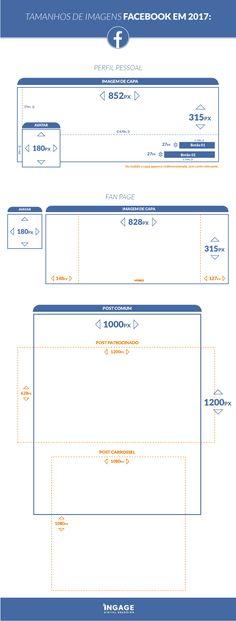 tamanho imagens facebook 2017