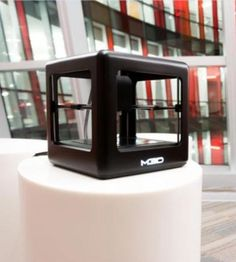 "The Micro by M3D is the ""most affordable 3D printer that can be used right out of the box."""