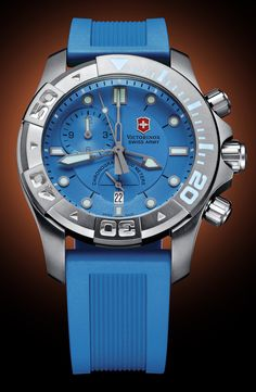 VICTORINOX Swiss Army Dive Master 500 Chronograph