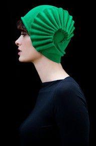 I love beautiful vintage hats
