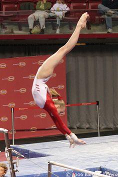 Nastia Liukin - gymnastics