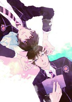 Ao no Exorcist (Blue Exorcist) Mobile Wallpaper - Zerochan Anime Image Board Anime Chibi, Manga Anime, Anime Art, Hot Anime, Blue Exorcist Anime, Ao No Exorcist, Anime Lock Screen, Rin Okumura, Anime Family