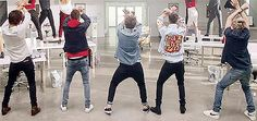 Learn To Dance Using These 12 Epic Moves From One Direction (GIFs) THE BOYBAND BUTT SHAKE