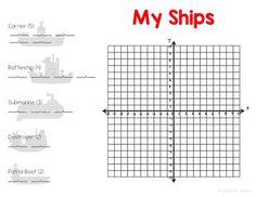 Coordinate Grid Paper,graph paper printable ,free
