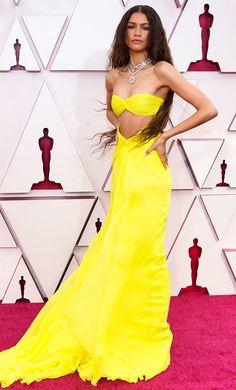 Zendaya Outfits, Zendaya Style, Zendaya Photoshoot, Valentino Gowns, Oscar Fashion, Fashion 2020, Oscar Dresses, Oscar Gowns, Zendaya Maree Stoermer Coleman