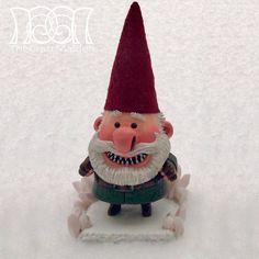 Gnome Chompsky from Trollhunters ✨ DIY-video up on YouTube: https://youtu.be/Iz6xg-LeyRY