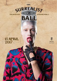 The Surrealist Ball,