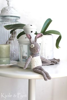 Dekoblog, Crochet Baby, Rabbit, Blanket, Toys, Home Decor, Html, Babies, Easter Ideas For Kids