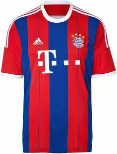 Adidas – FC Bayern München Fc Bayern Fans, Bayern Munich Shirt, Football  Kits, 869b256270