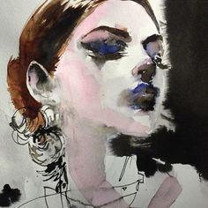 Way2arts ❤️ Anna Halarewicz (@annahalarewicz) #ARTMANUEL #illustrateur —> #w2a