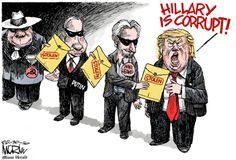 Jim Morin Editorial Cartoon, October 30, 2016     on GoComics.com