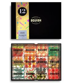 Squish Candies Best Of collection - perfect for parties!