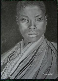 144 Portrait d'Afrique,
