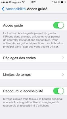Use guided access to limit access to your children - Technology News Technology World, Futuristic Technology, Technology News, Iphone 5s, Coque Ipad, Smartphone, Good Things, Newsletters, Telephone Portable