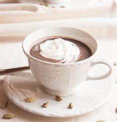 Cardamom Hot Chocolate | 22 Hot Chocolates You Must Make This Winter