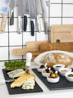 El arte del #aperitivo: el menaje más apropiado Chefs, Table Settings, Dishes, Food, Kitchen, Image, Bedroom, Home, Chip Bags