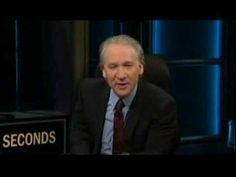 "Bill Maher says ""George Bush is the Worst President Ever!"" - YouTube"