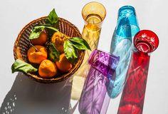 Fruit Basket #Fruit Basket #Tangerine Basket #Mandarin Basket #Basket #Wicker Basket# still life photography
