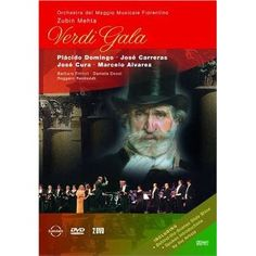Gran Gala Di Verdi DVD Region 1 US Import NTSC: Amazon.co.uk: Verdi, Domingo, Carreras, Raimondi, Alvarez: Film & TV