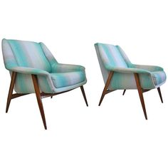 1stdibs.com | Italian Lounge Chairs Attributed to Carlo Di Carli