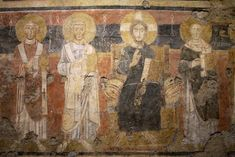 Reopening of Santa Maria Antiqua in Rome brings to light a rare ...