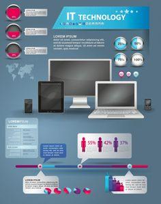 30가지 인포그래픽(Infographic) 템플릿
