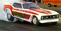 CONNIE KALITTA Mustang Funny Car