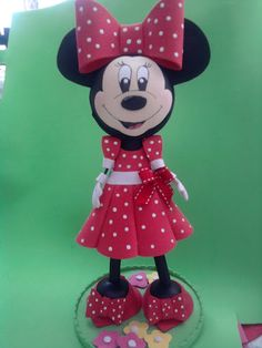 Minnie mouse fomi