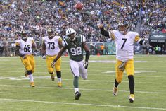 Best Sports Site Reviews: New York Jets at Pittsburgh Steelers – Week 5