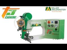 If you need a banner welding machine for your small business, Miller…