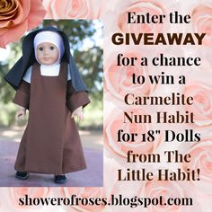 Shower of Roses: The Little Habit {Sponsored Giveaway}