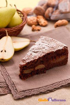 Torta pere e cioccolato - Pear and chocolate cake