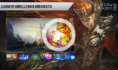 League of Angels 2 Hack & Cheats (Unlimited Diamonds and Topaz)