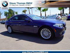 2013 #BMW #535i #Sedan. Stock Number: 105196N