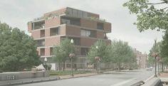 Primeiro projeto de Souto de Moura nos Estados Unidos será edifício residencial em Washington DC :: aU - Arquitetura e Urbanismo